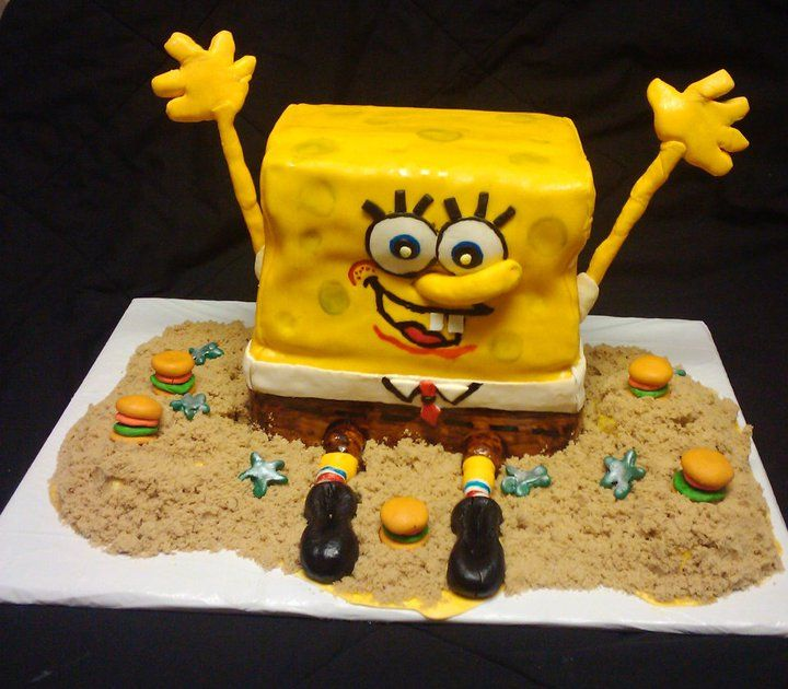 Cartoon Character Design For Cake : Cartoon character cake cakes n cupcakess pinterest