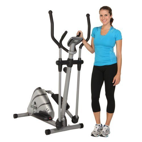 Good  Exerpeutic 1000Xl Heavy Duty Magnetic Ellipticals with Pulse