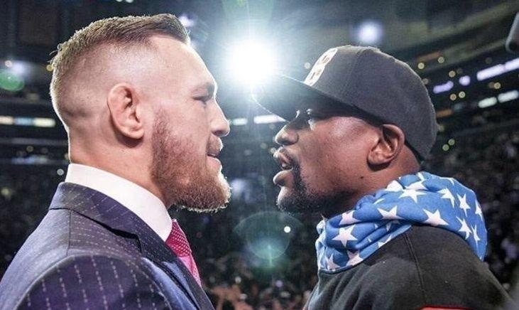 El combate entre Mayweather y McGregor ha generado 95 millones de menciones en twitter desde su anuncio