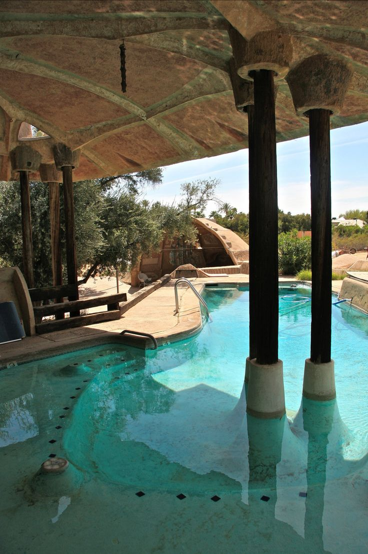 Foundation For Pools : Best ideas about arcosanti cosanti foundation paolo