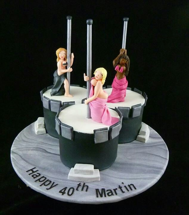 10 Best Images About Strippers Cakes On Pinterest Beer