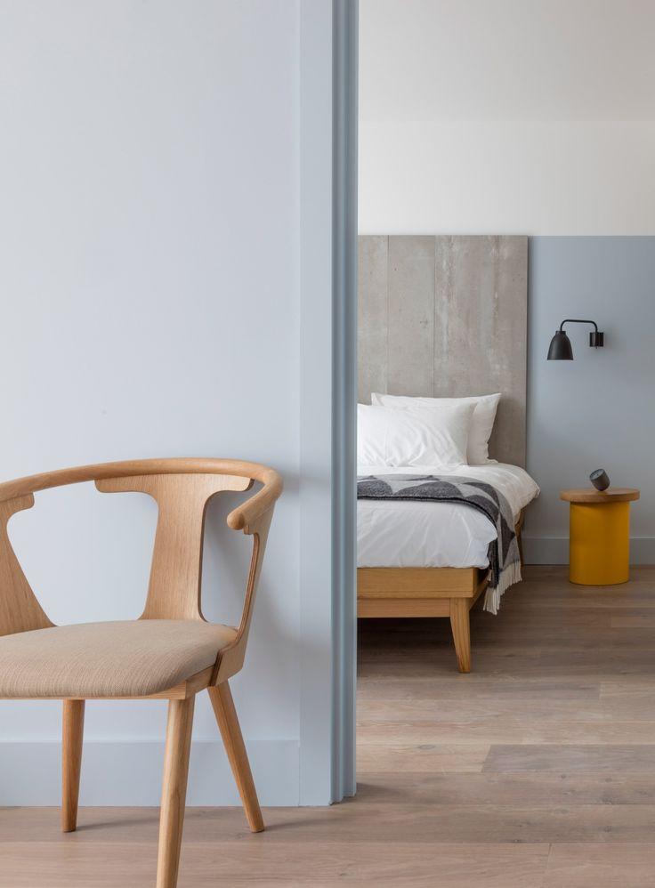 Leman Locke Hotel Bedroom - London |  www.bocadolobo.com #hoteldesign #modernhotel #hoteldecoration #interiordesignideas #hotelrooms