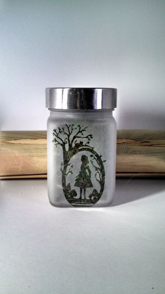 Hey, I found this really awesome Etsy listing at https://www.etsy.com/listing/220076984/stash-jar-inspired-by-alice-in