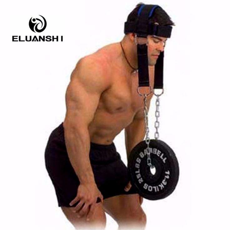 Head Harness Belt Neck Weigeht Lifting Strengh Exercise Strap Fitness Weights Head Adjustable head