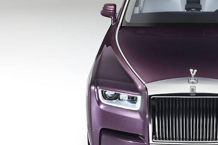 Pura espressione di eleganza. Rolls-Royce Phantom.