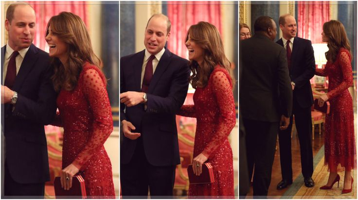 Kate Middleton, Duchess of Cambridge recycles dress for