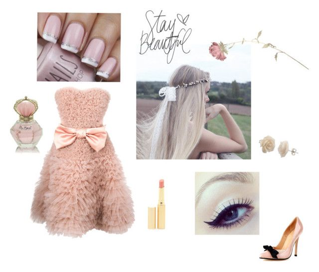 """My Sweet Fifteen's"" by foreversweetie ❤ liked on Polyvore featuring Viktor & Rolf and Jane Iredale"