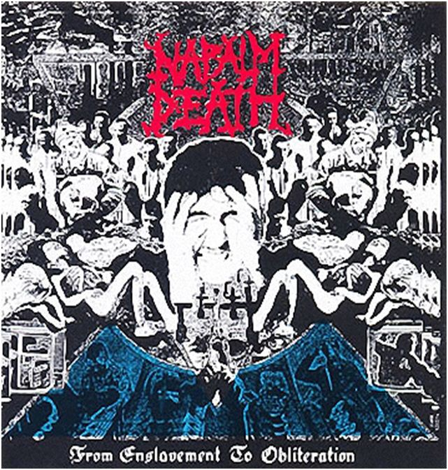 136 Best Images About Napalm Death On Pinterest Vinyls