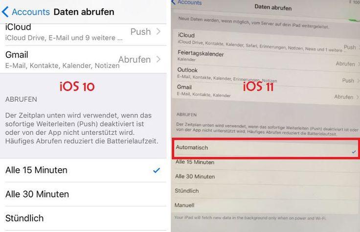 iOS 11 Mail App: Gmail endlich wieder mit automatischem Push - https://apfeleimer.de/2017/06/ios-11-mail-app-gmail-automatischem-push - Heute haben wir richtig gute Neuigkeiten für all diejenigen unter Euch, die auch als eingefleischte Apple-Fans die E-Mail Dienste von Google verwenden. Um genau zu sein, wird es Euch mit iOS 11 möglich sein, auch Euren Gmail-Account direkt in der Mail App von iOS wieder sinnvoll zu...