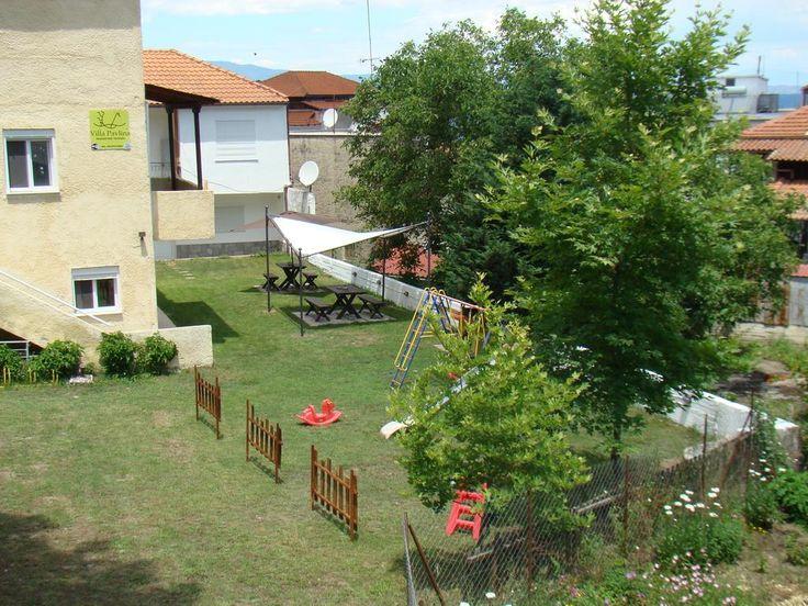 #VillaPavlina #summertime #summertime2018 #vacation #playground #sittingarea #halkidiki #aristotle