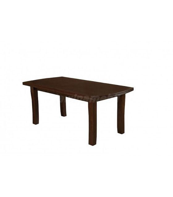 Krzesła i stoły: Stół do salonu z naturalnej okleiny drewnianej