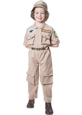 Kids childrens boys girls zoo keeper safari #jungle #explorer #costume age 4-6-8-,  View more on the LINK: http://www.zeppy.io/product/gb/2/121505703290/