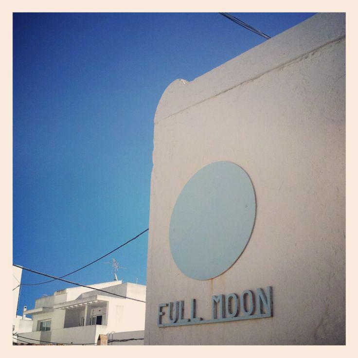 Shop Full Moon, Formentera