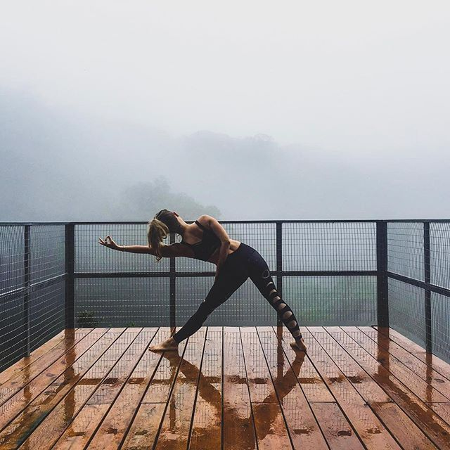 Image result for emma barfield yoga