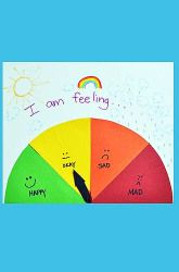 "Activities: Make a ""Mood Meter"" Sign"