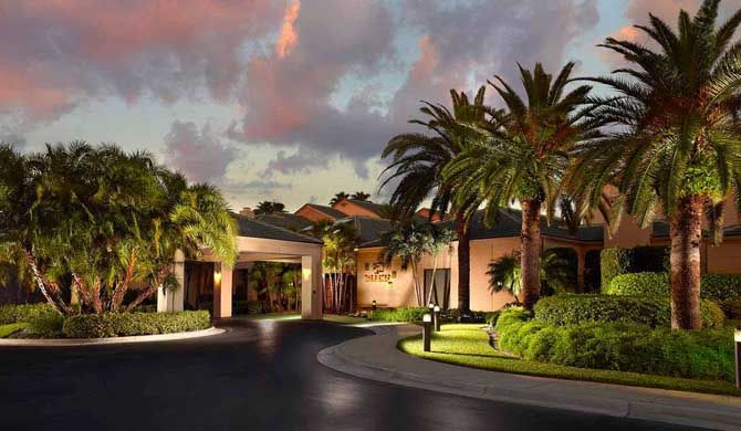 Courtyard West Palm Beach Located off I-95, Courtyard West Palm Beach is minutes from Palm Beach International Airport (PBI), Palm Beach, Rapids Water Park, Riviera Beach, Singer Island, and the Ballpark of the Palm Beaches,... #Hotel  #Travel #Backpackers #Accommodation #Budget