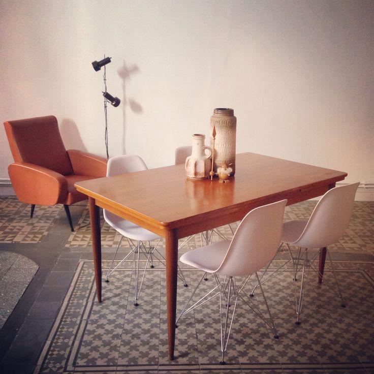 M s de 1000 ideas sobre mesa de teca en pinterest teca - Mesa de teca ...
