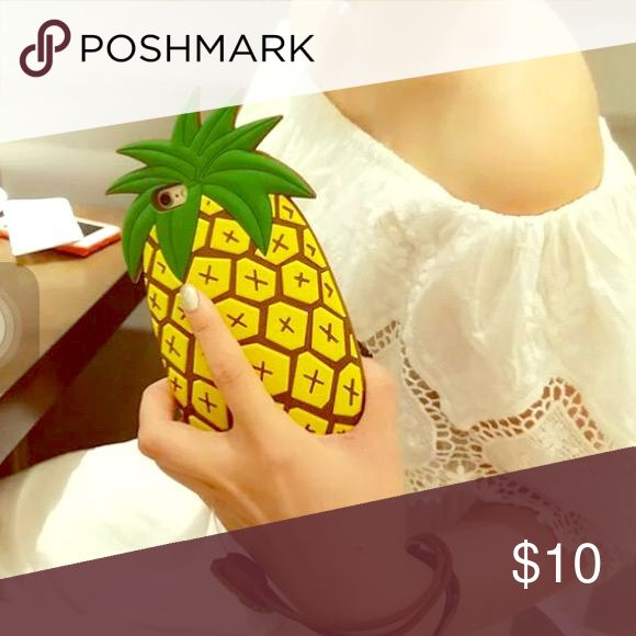 Pineapple phone case!!  3D Cute fruity pineapple for iPhone 6/6s Accessories Phone Cases
