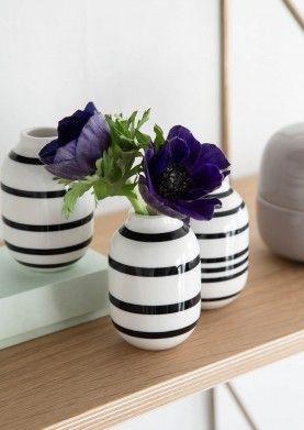 Mini-Vasen-Set Omaggio