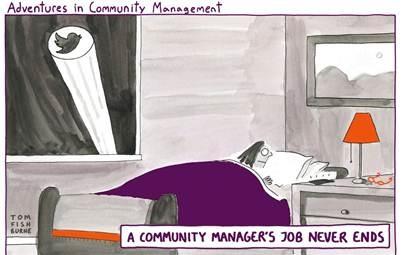 Community manager job