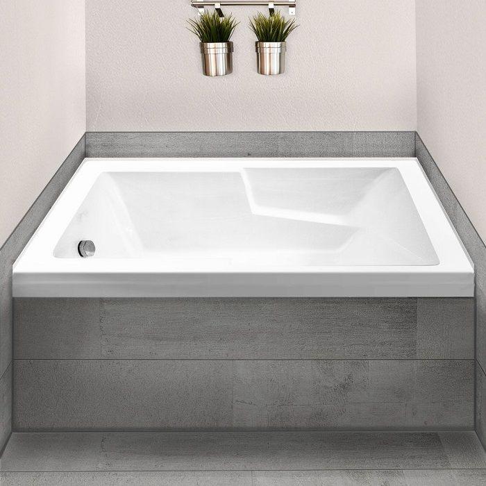 What Is An Alcove Tub 2019 Beginners Guide To Alcove Tubs Badeloft Bathtub Jacuzzi Tub Bathroom Bathtub Remodel What is an alcove tub