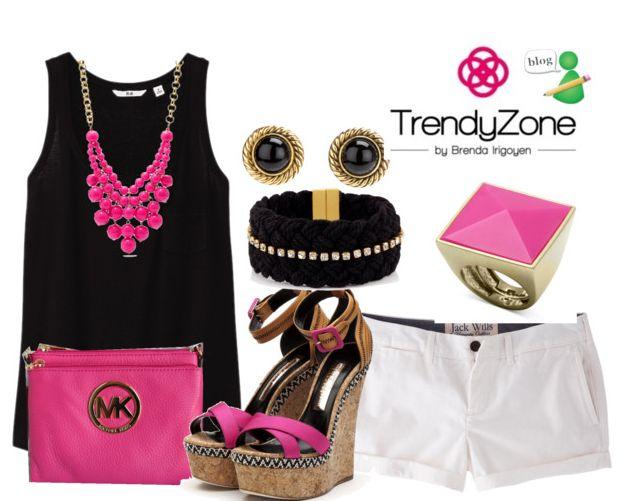 100% piel incluye cartera dentro de la misma bolsa, para mas de 6 tarjetas de credito color: pink neon estilo: Mk crossbody