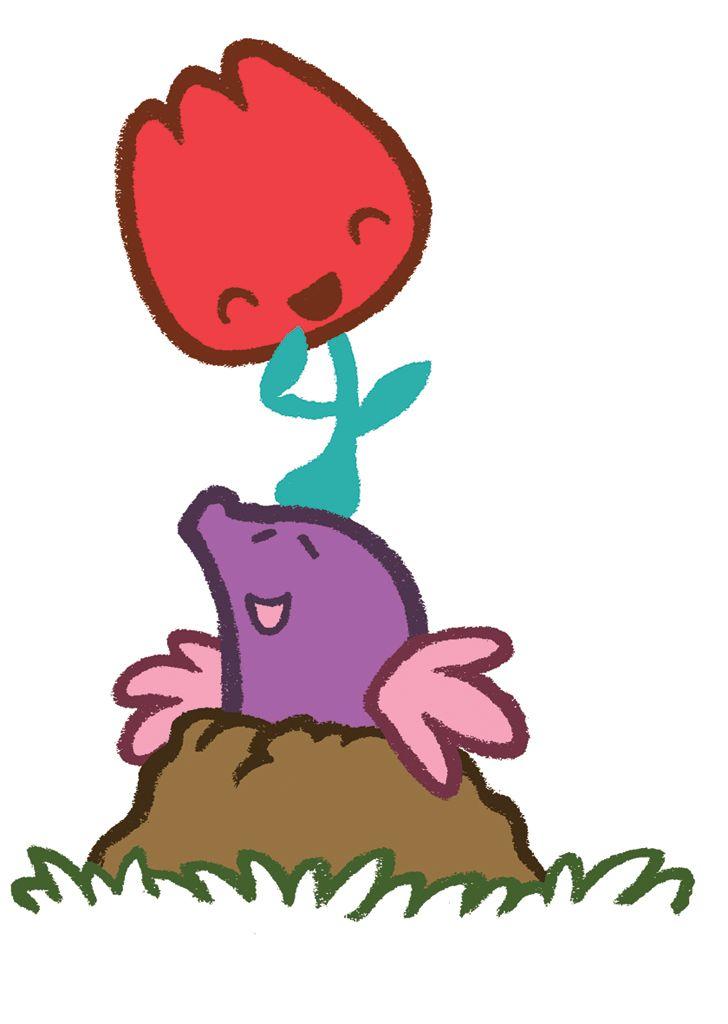 Molletje & Tulpje #WoezelenPip