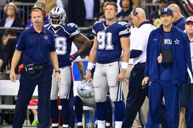 Cowboys vs. Saints: Postgame Grades, Notes and Quotes By Joey Ickes , Featured Columnist Oct. 5, 2015 -     Important Note No. 2: The Lack of Top-End Talent