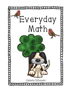 Morning Math for First graders! Grab this 3 day freebie for your little ones inspired by If You Give a Dog a Donut by Laura Numeroff.Hope it brings a smile to your day,Celeste