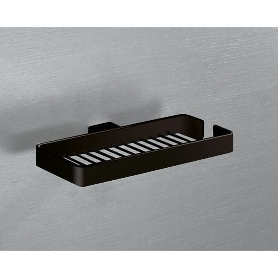 Shower Soap Holder Gedy 5418 M4 Wall Mounted Square