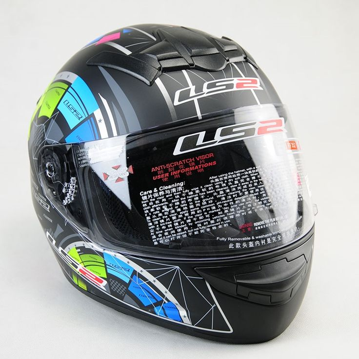 (88.00$)  Know more  - LS2 FF352 Motorcycle Riding Unisex Full Face Helmets Racing and Women Downhill Kask Motocross Casco Capacete de Moto for Men