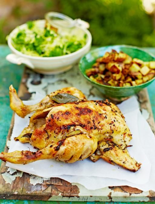 French-style chicken | Jamie Oliver | Food | Jamie Oliver (UK)