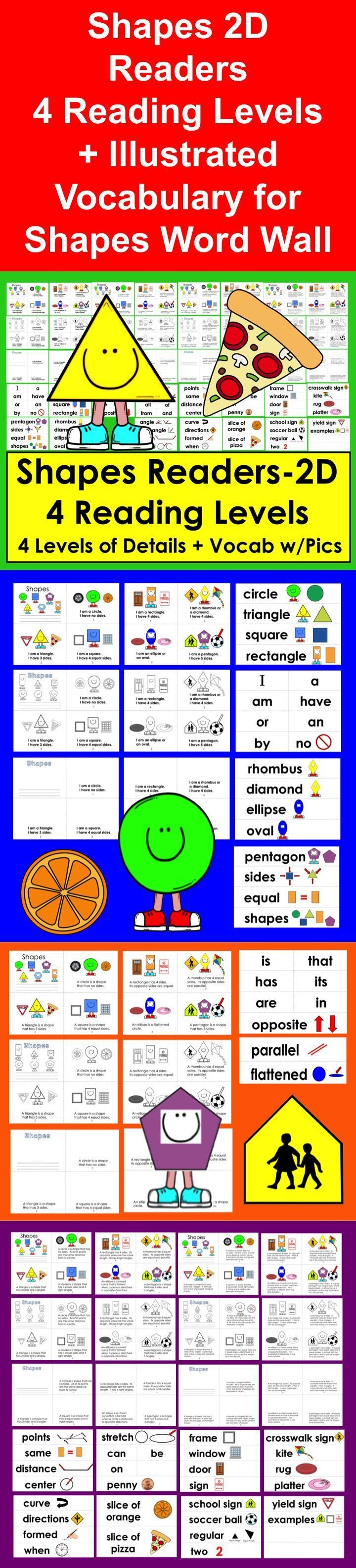 The 25 best reading level chart ideas on pinterest language shapes readers 40 page download 4 different reading levels 4 reading levels nvjuhfo Gallery