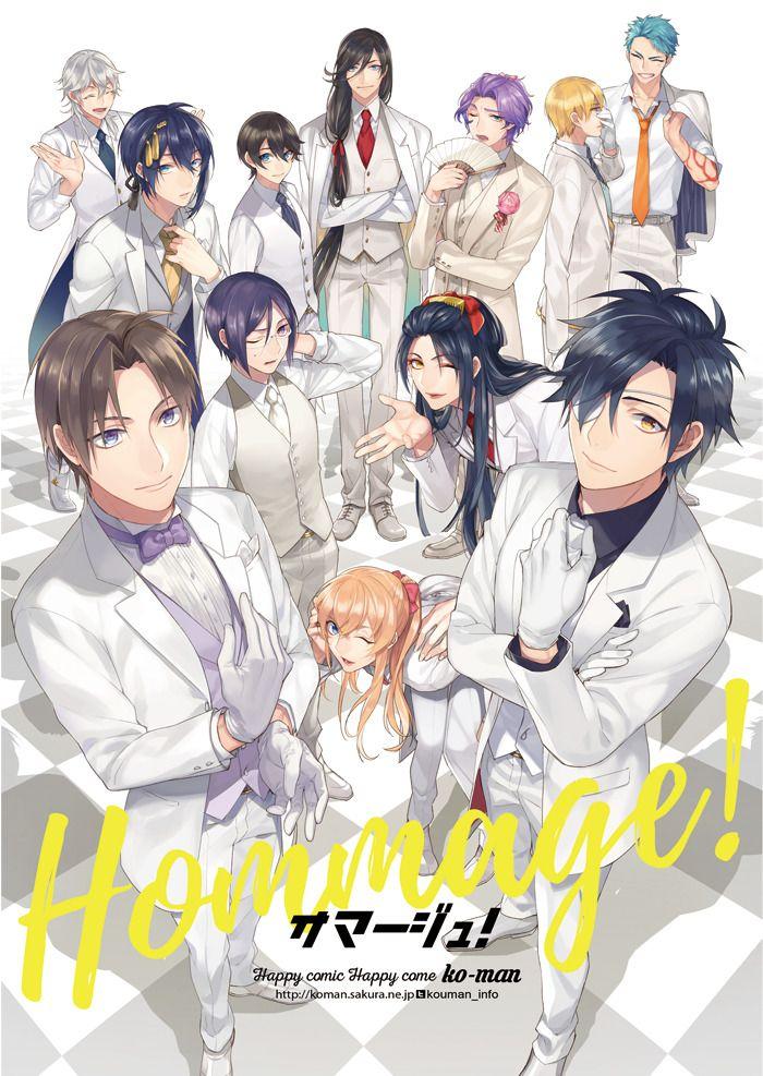 kasen kanesada tumblr touken ranbu touken ranbu characters anime