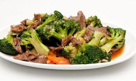 Govedina sa brokolijem