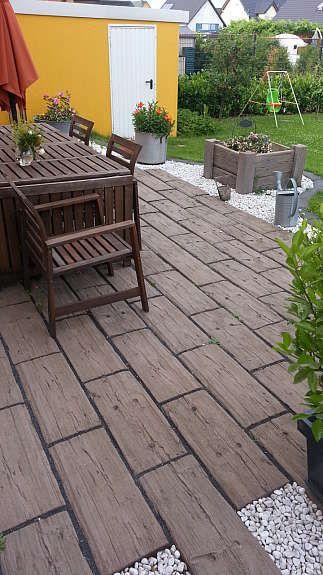 Außenplatte Bradstone-LogSleeper von Kann: - Google-Suche