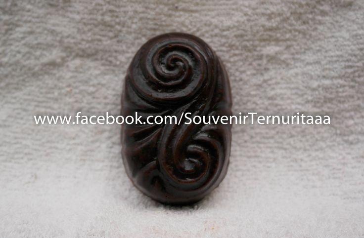 Jabones Decorativos Ternuritaaa Figura: Remolino jabón de chocolate que hidrata la piel. Enviamos a toda la república...