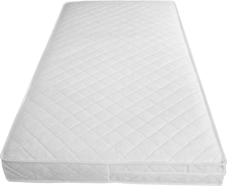 quality spring interior cot bed mattress which features an edge bound cover this mattress has been in the uk to a very high