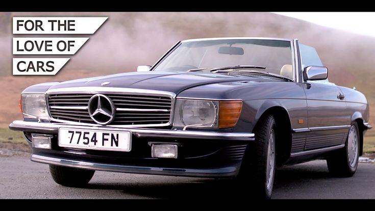 Mercedes SL500 R107: Charles Morgan's Classics - Carfection - YouTube
