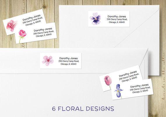 13 best Editable Mailing Labels images on Pinterest Mailing labels