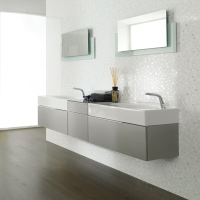 17 best images about boo homes porcelanosa inspiration for Porcelanosa bathroom vanities
