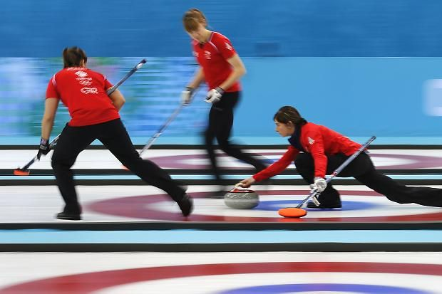 There was tension throughout the bronze medal match