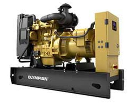 GEP18-Groupes électrogènes diesel-18kva-eneria Eneria Caterpillar Groupe électrogène Diesel