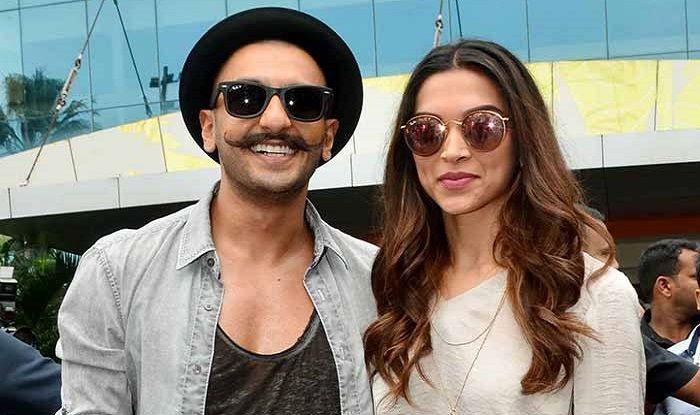 Spotted Deepika And Ranveer Hand In Hand Enjoying Their Secret Vacation Ranveer Singh Deepika Padukone Bollywood Movie
