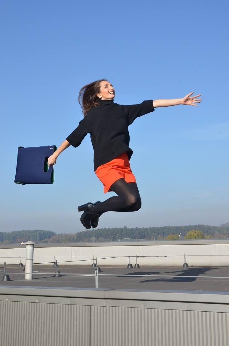Odlot! Grunt to radość! Jak skakać w przepaść, to koniecznie wielką i zawsze z uśmiechem... yetibag.com