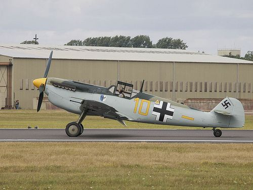 Hispano HA1112-M1L Buchon (Messerschmitt 109)