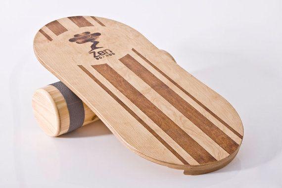 Zenboards balance board par Zenboards sur Etsy, €130,00 #balanceboard #balanceboards #surfing