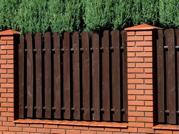 12 best Fence ideas images on Pinterest Fence ideas Front fence
