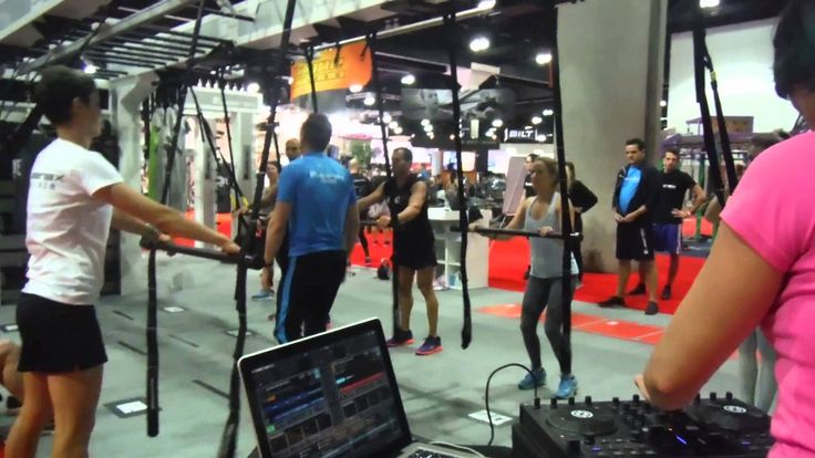 QUEENAX @IHRSA 2015 LOS ANGELES USA - ROSS BARBOUR - SUPERFUNCTIONAL+ TR...