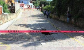 Atiende Gobierno Municipal asentamiento en puente del barrio Xochimilco